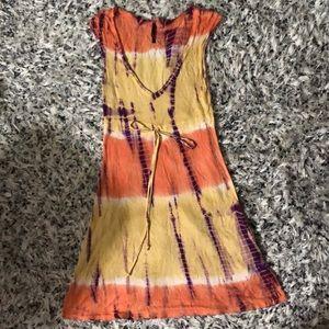 Colorful dress :)